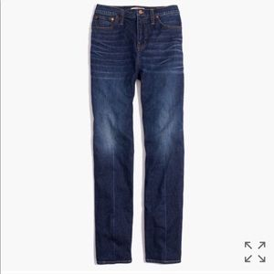 Madewell Wide Leg Jean in Dorset wash size 26 new